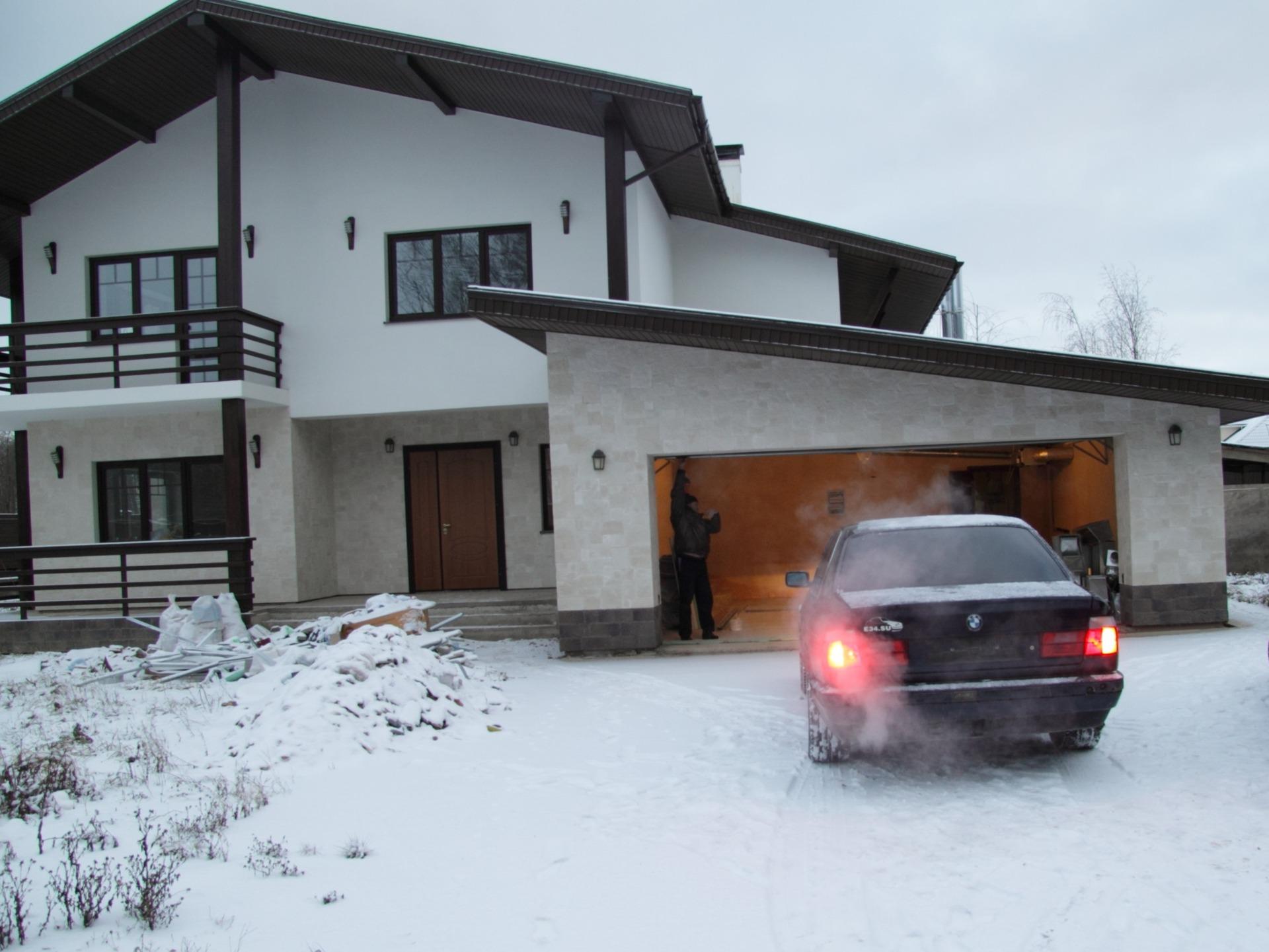 нашим фото гаражей и домов рядом приготовить