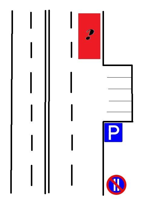 Хотя со знаком парковка,