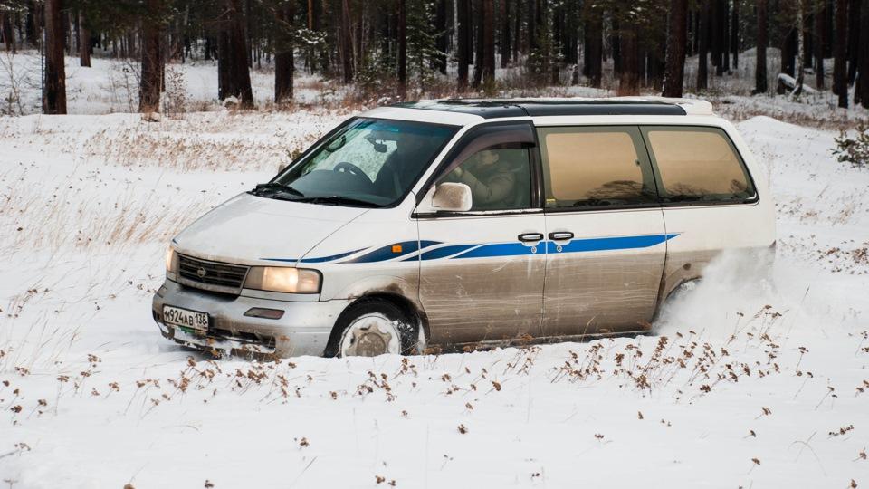 Nissan Largo 2.0DT 4WD