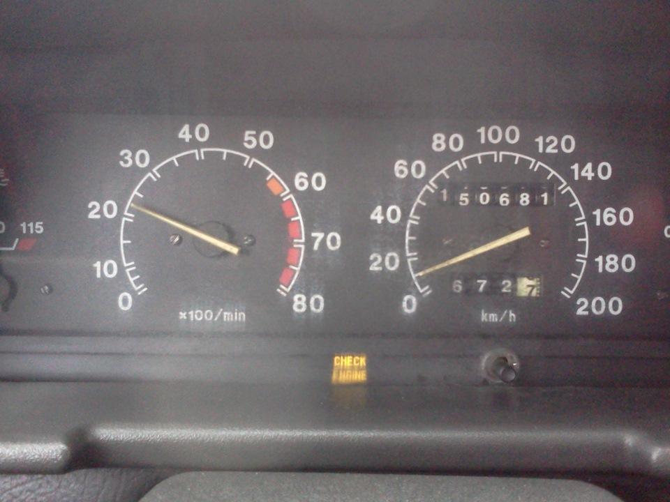 Фото №21 - не работает одометр на ВАЗ 2110