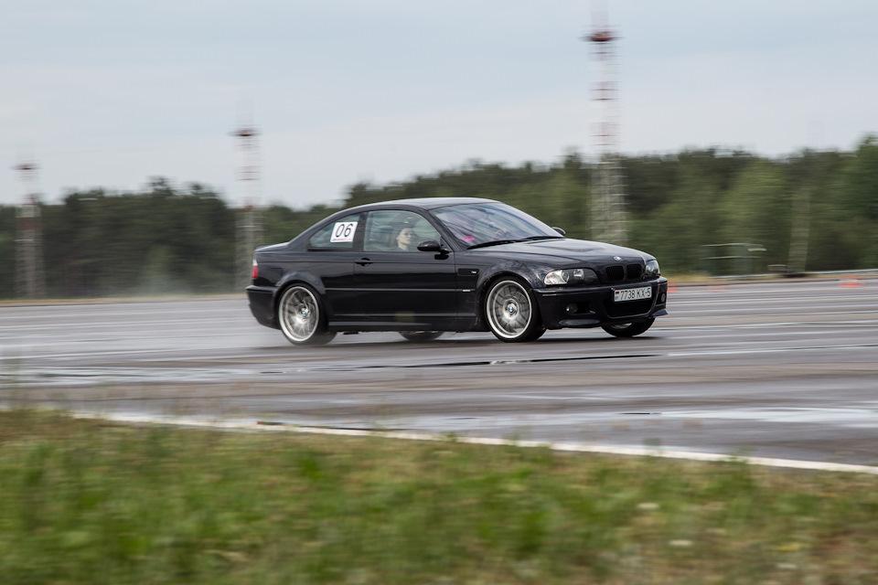 BMW E46 m3 — Егор — 2 место