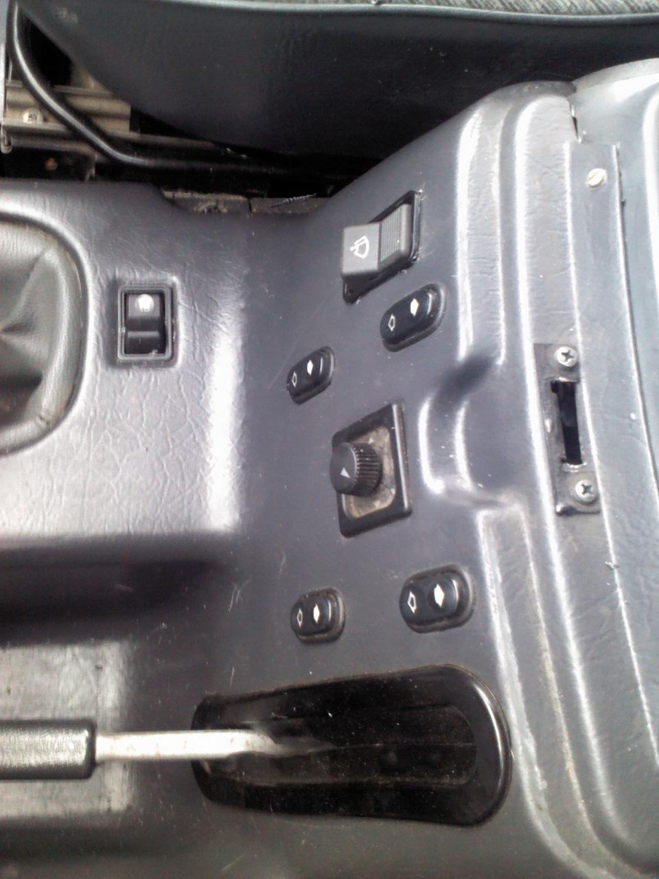 схема подключения электро вентиляторов на уаз 469