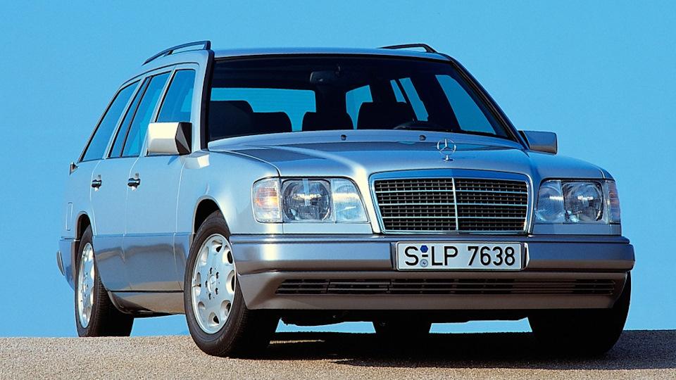 Mercedes-Benz E-class Estate (S124)  Отзывы владельцев с фото