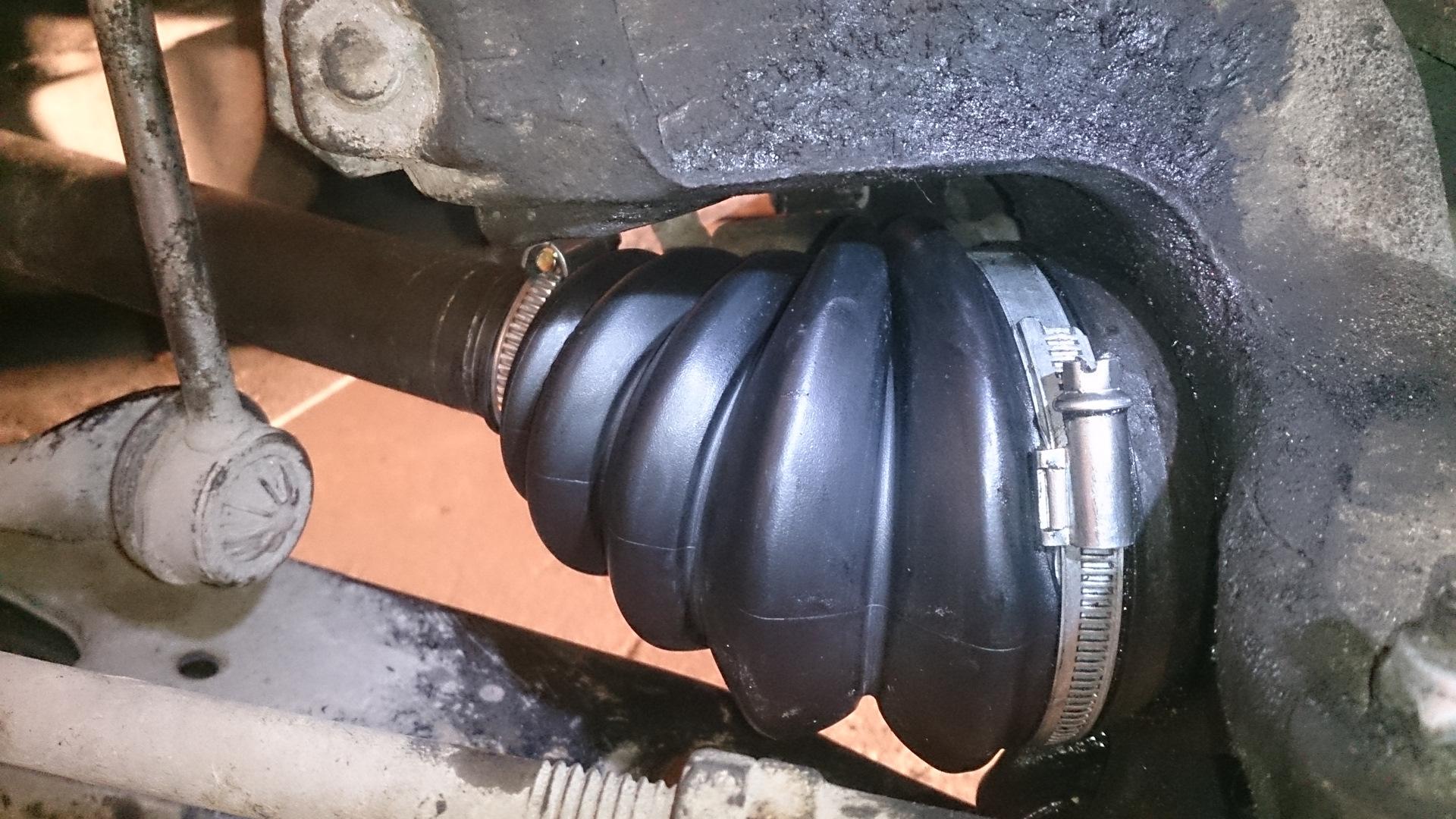 Замена пыльника внешнего шруса форд фокус 2 своими руками 27