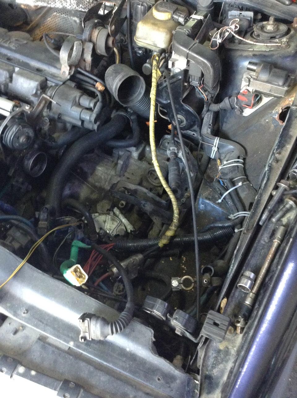 вольво двигатель 2.3 атмосферный