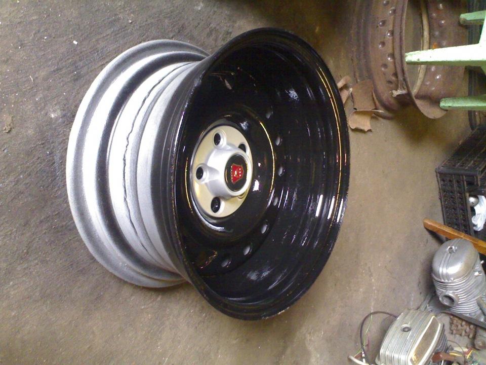 Колёсные диски от Волги ГАЗ 24 ГАЗ 3102 Нива 4x4