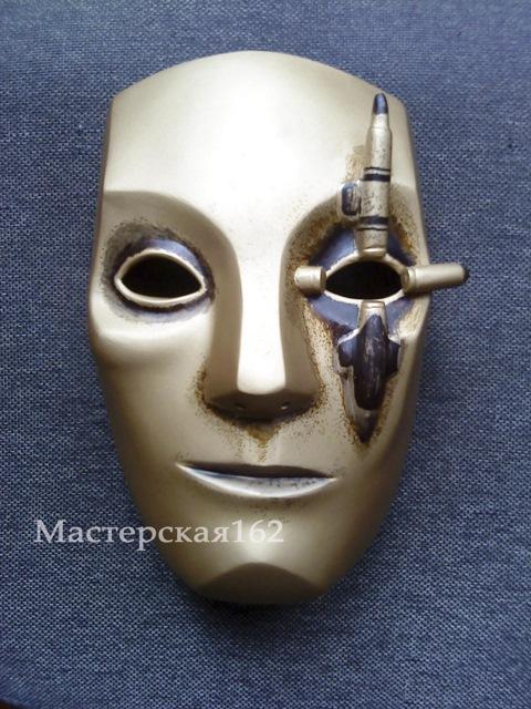 Hollywood undead как сделать маску