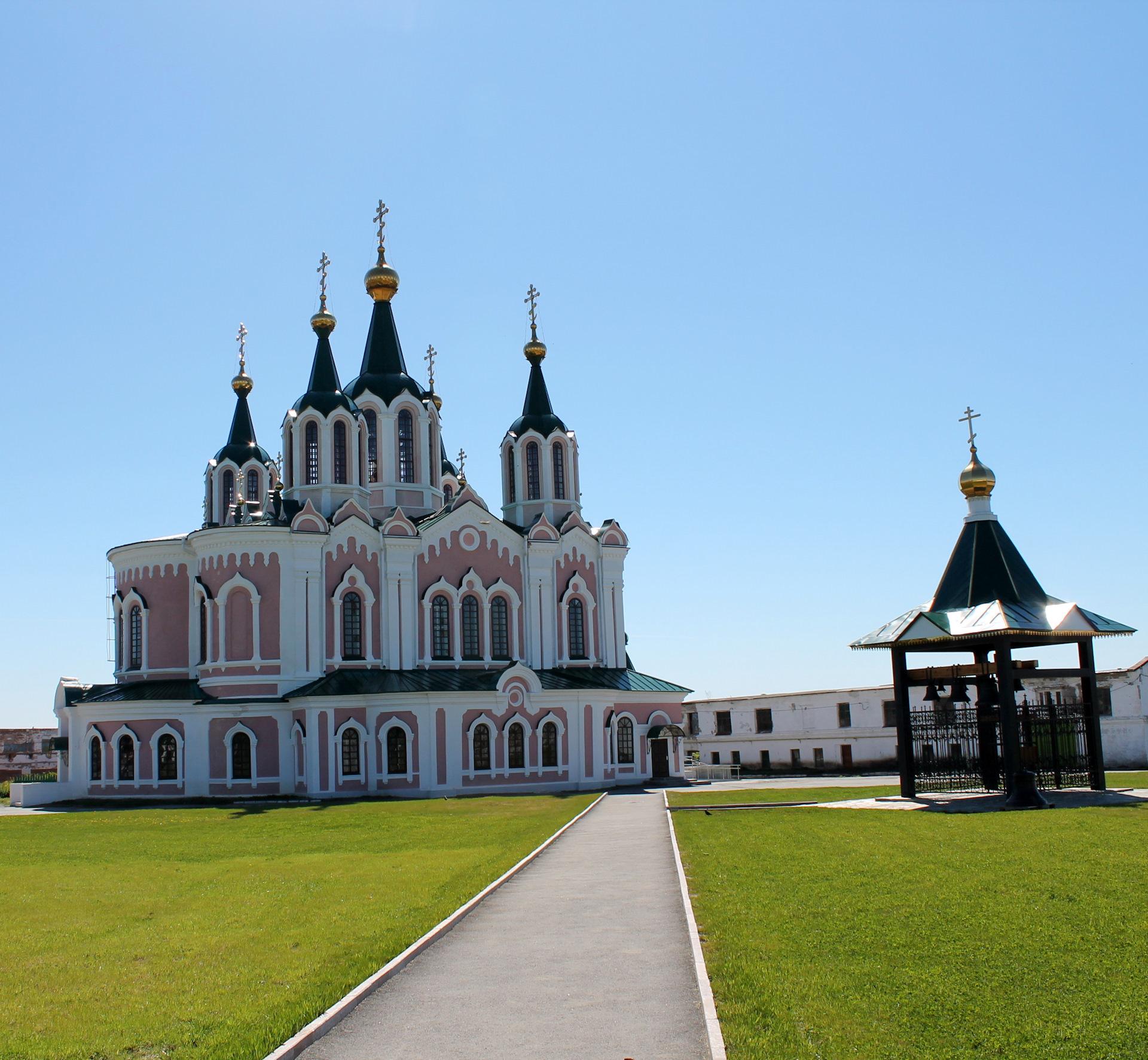 Далматовский монастырь картинки
