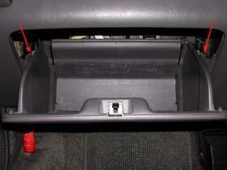 Хонда цивик салонный фильтр где находится