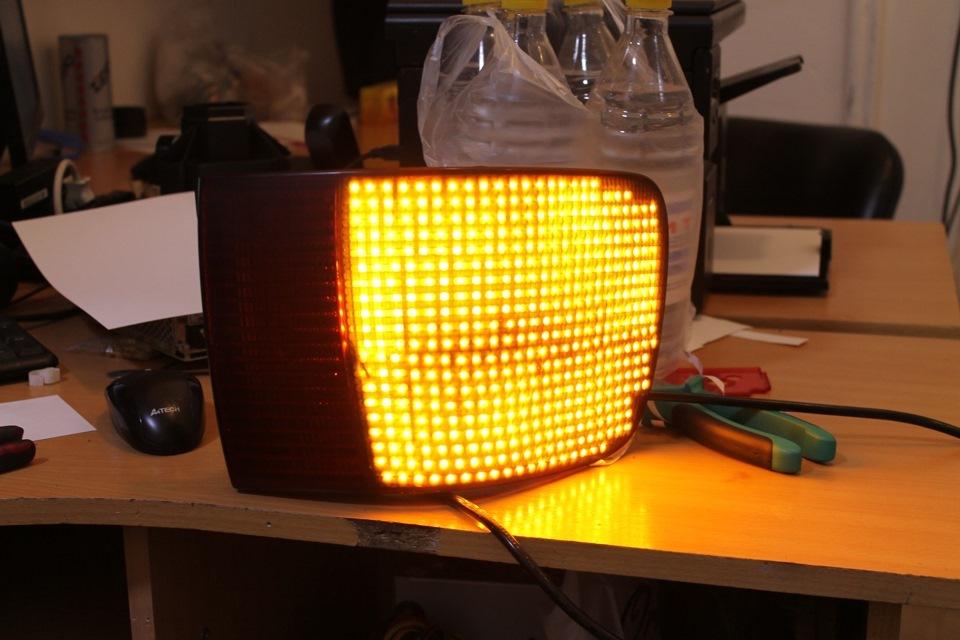 Задние фонари Audi 100 C4