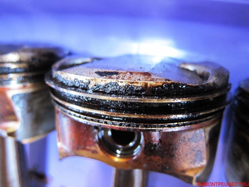 Раскоксовка поршневых колец своими руками
