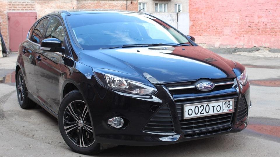"""Ford Focus Hatchback 2.0 L """"Black Devil"""" — отзыв ..."""