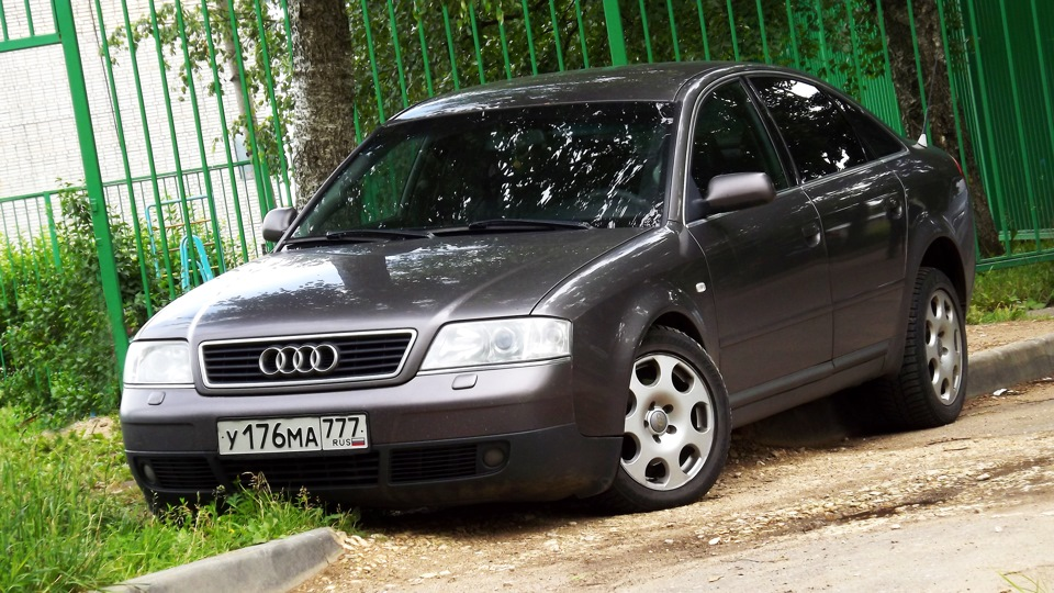 Audi A6 1 8 Turbo Drive2