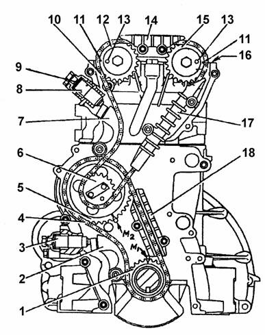 ЗМЗ-406 (спроектирован с нуля,