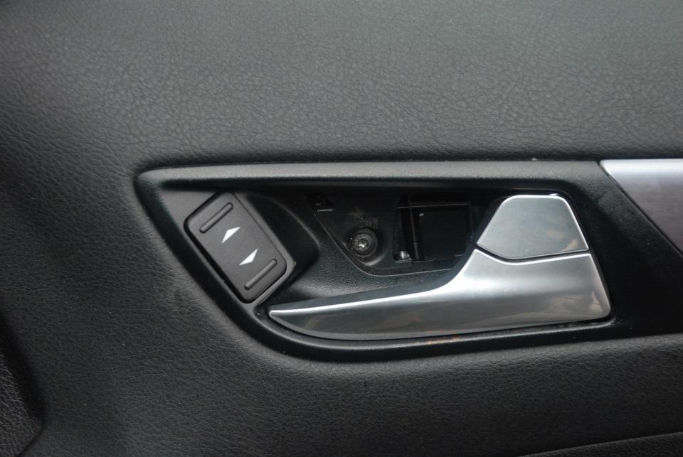 снять ручку задней двери ford s-max