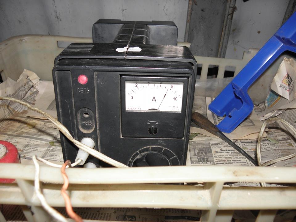 Аккумулятор не принимает заряд что делать