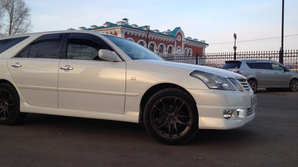toyota mark ii 4 литра