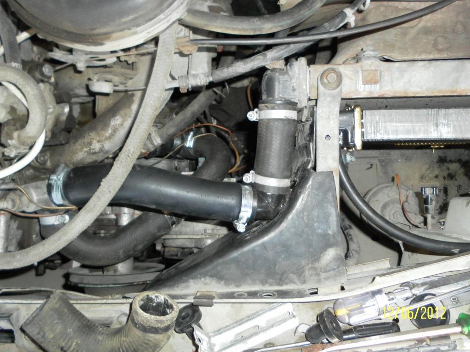 радиатора от ОКИ: