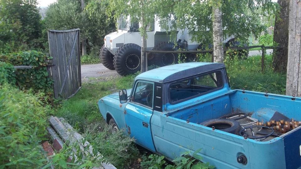ИЖ 2715 пикап СССР