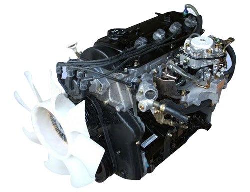 расположение ремней на двигатель g63b митсубиси делика