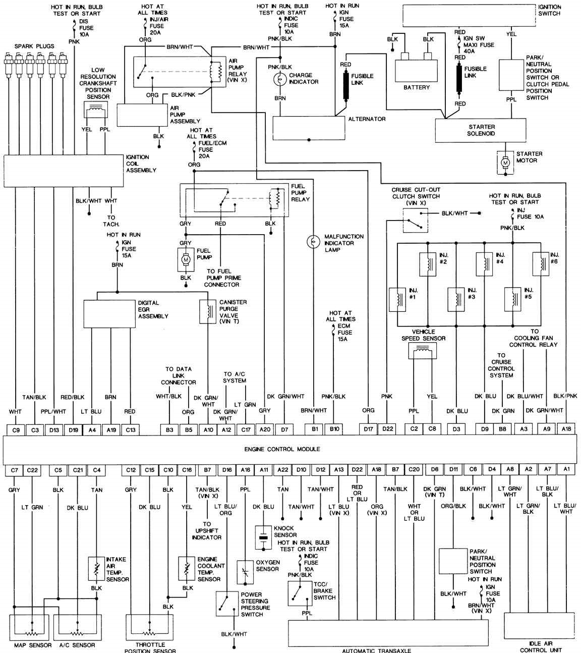 Pontiac Grand Prix 31l Engine Diagram Trusted Wiring Diagrams 2002 Sample Lq1 3 4 Logbook Transmission