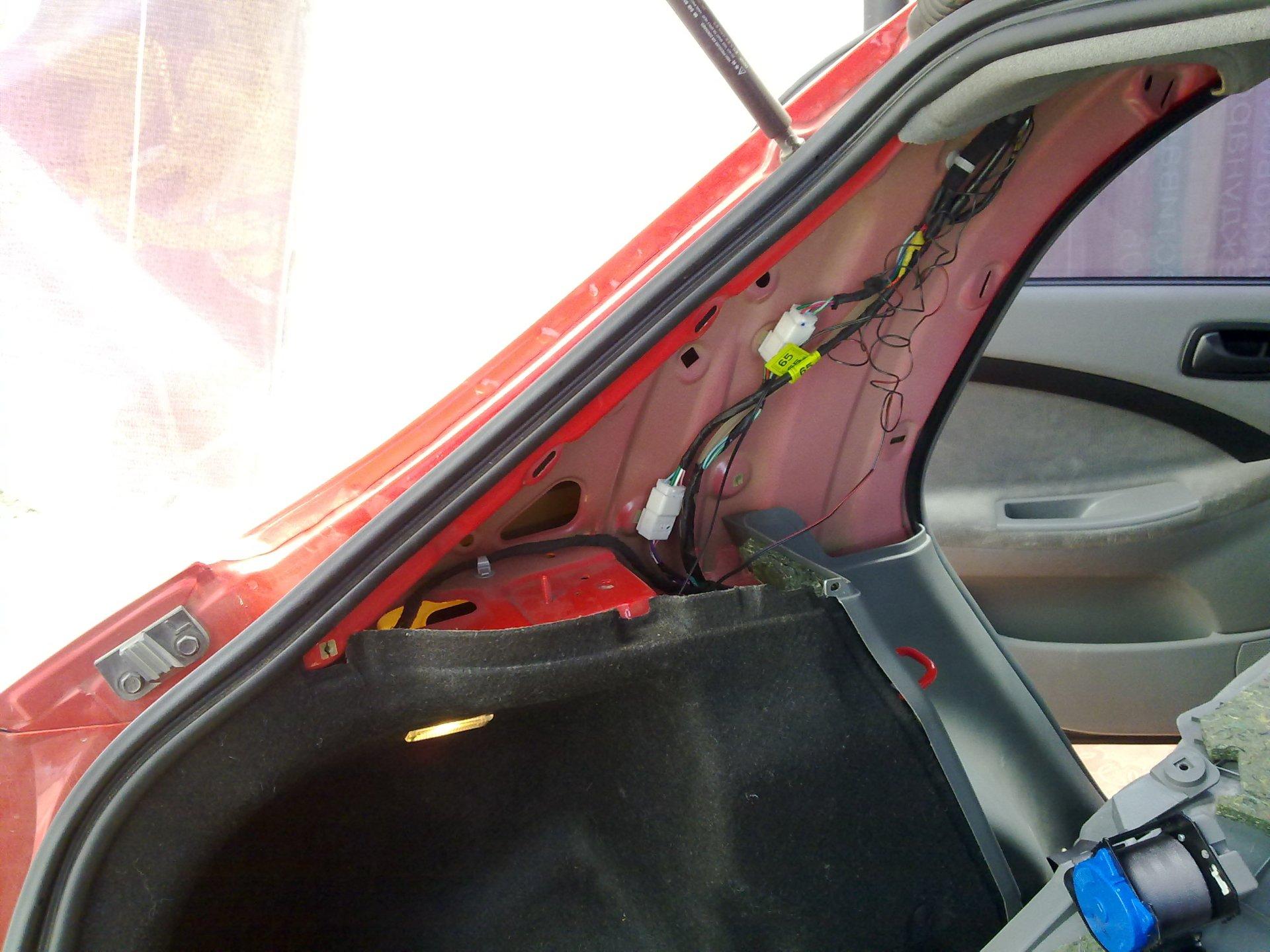 замена задних амортизаторов на автомобиле chevrolet лачетти