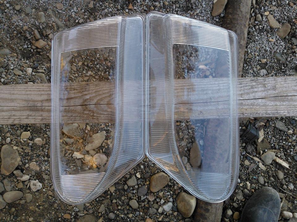 Прозрачное стекло на ваз 2114