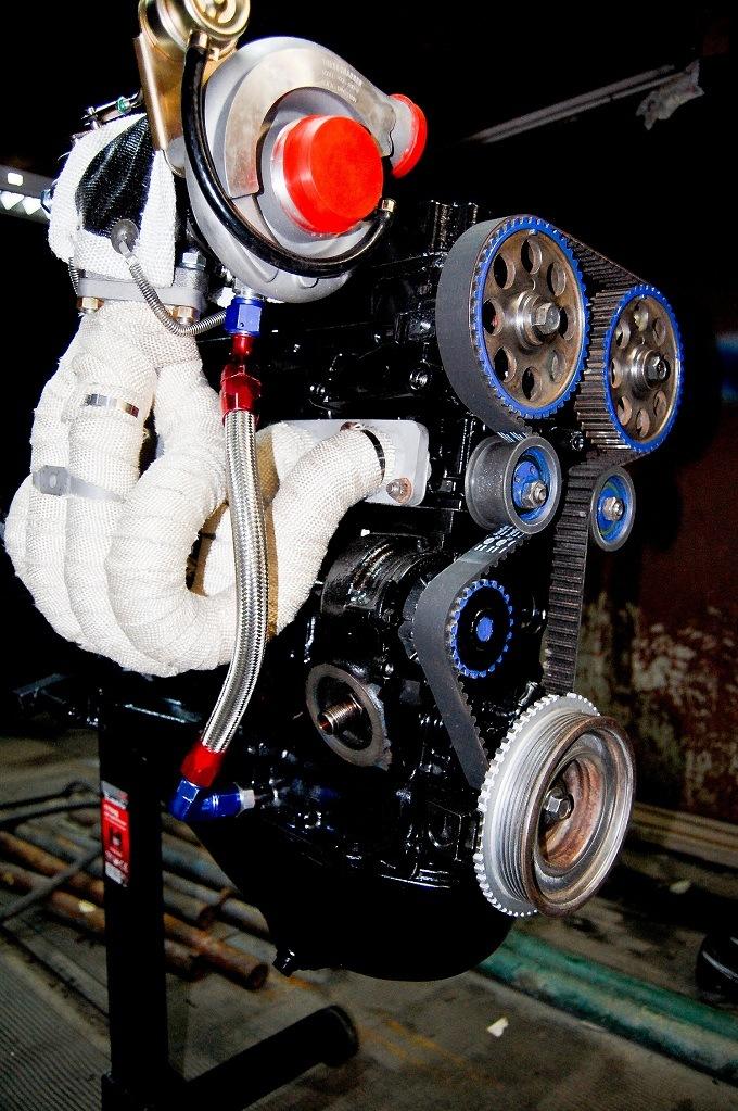 Как собрать двигатель 2114