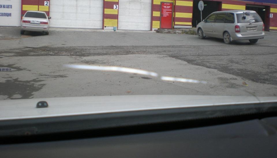 Полимер для лобового стекла автомобиля