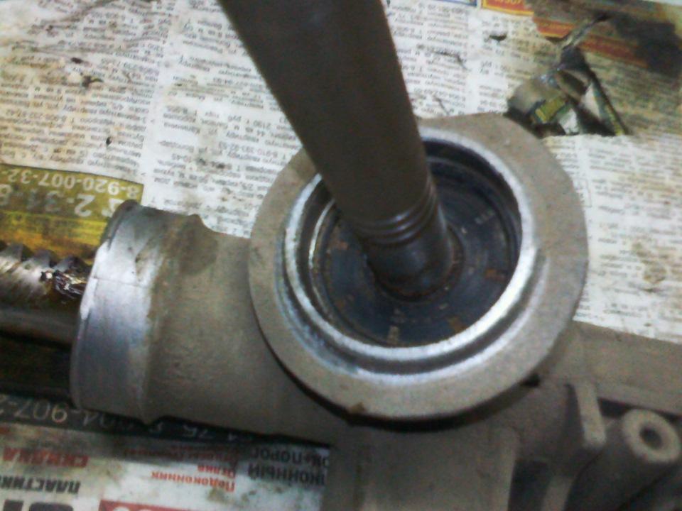 Ремонт рулевой рейки меган 2 своими руками 82
