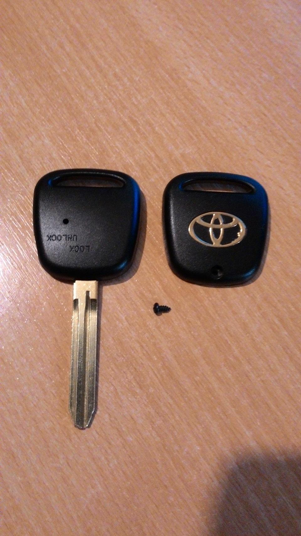 Потерял ключ с брелком от сигнализации 4