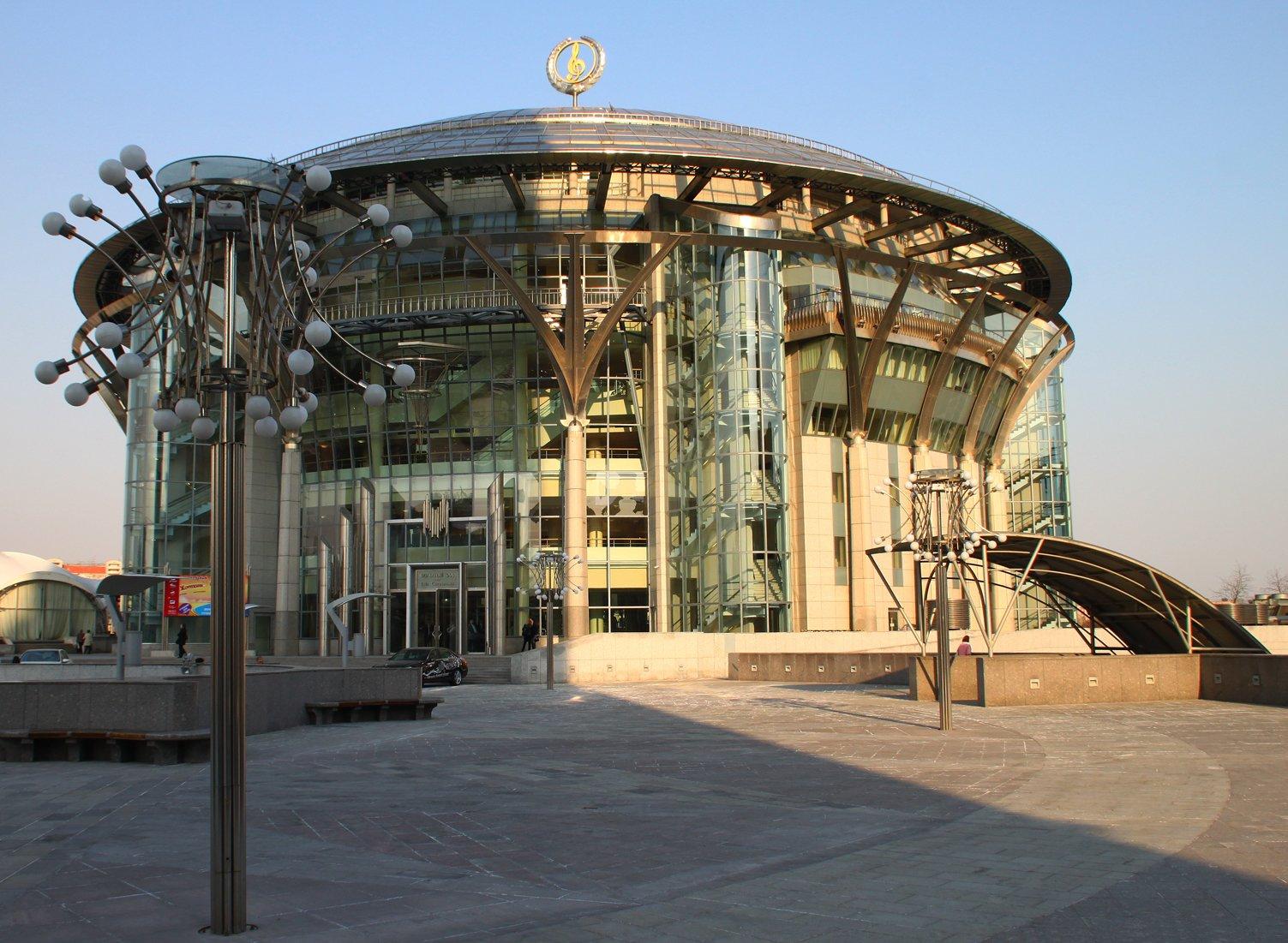 Ммдм фото здания