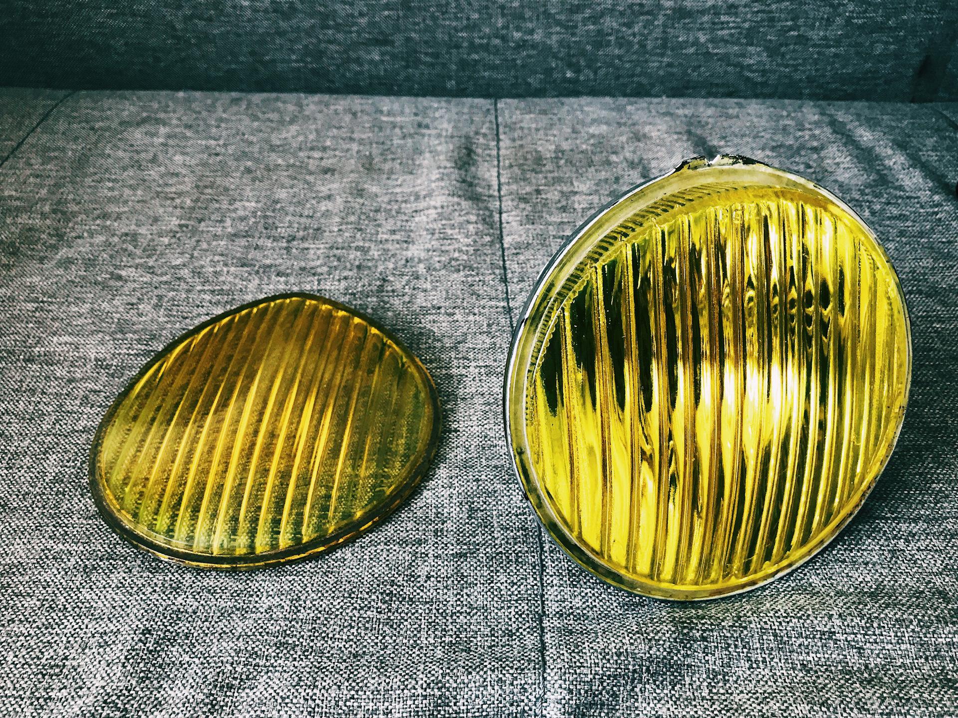 Фото какой цвет стекла противотуманок выбрать