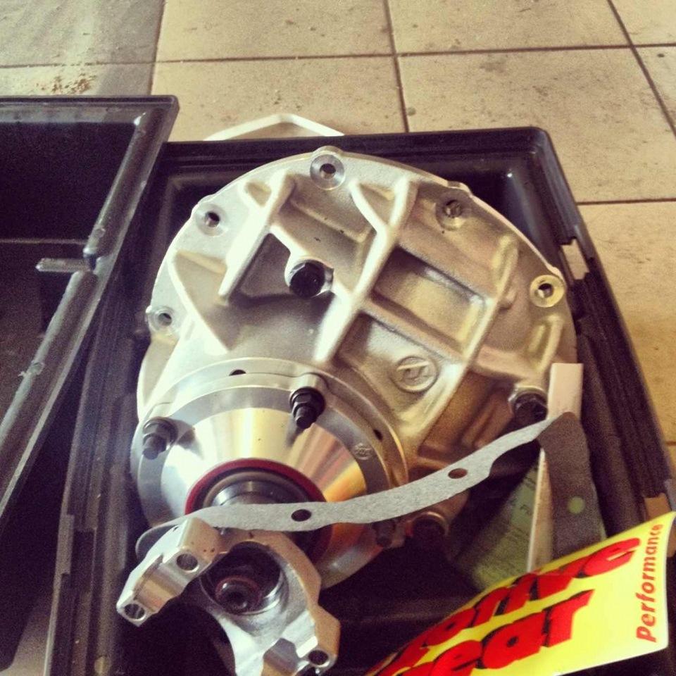 Moser Engineering M9! — приехало! — Chevrolet Camaro, 6 7 л