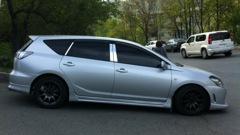 Личный опыт: Toyota Caldina (