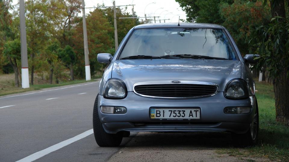 фото форд скорпио 2