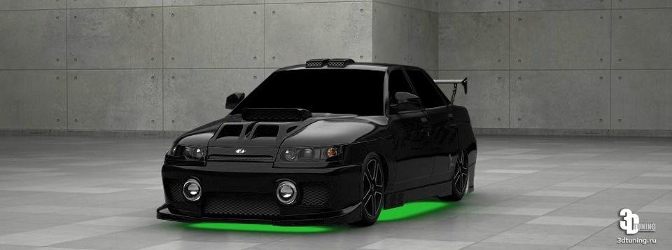 виртуальный тюнинг автомобилей онлайн