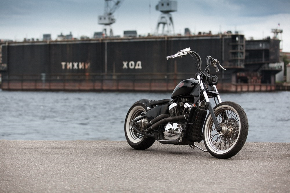 мотор yamaha drag star