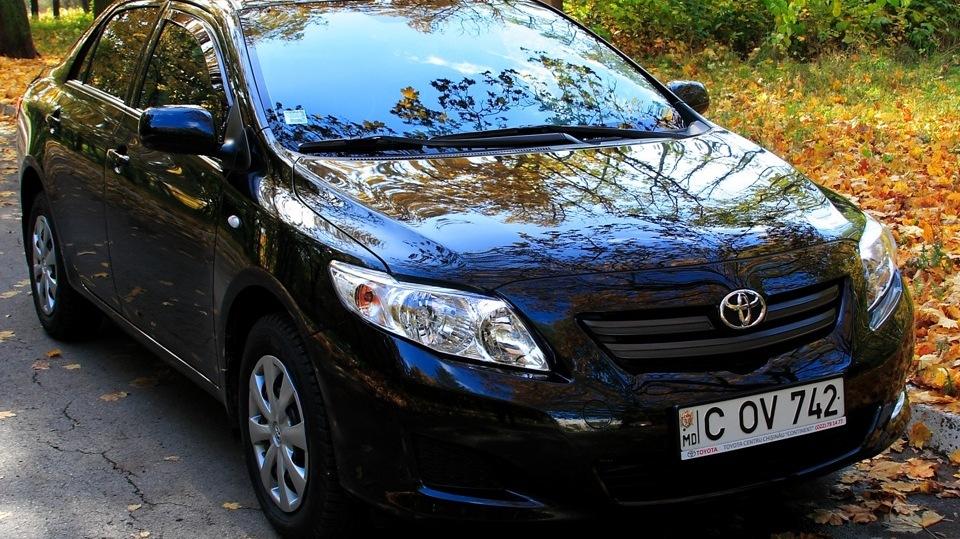 Тойота королла 2 фото