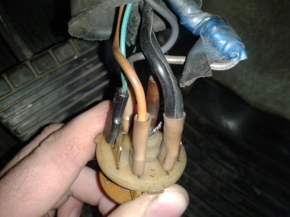 Фото замка зажигания на ваз 2107 фото