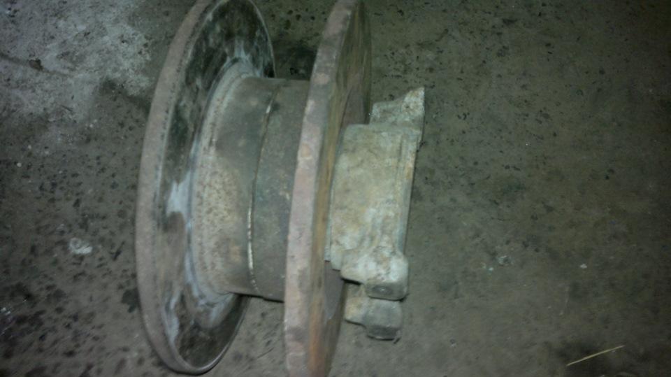 Самодельная ступица для колеса