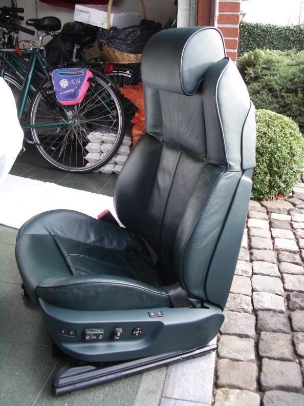 сиденья с памятью на BMW e39