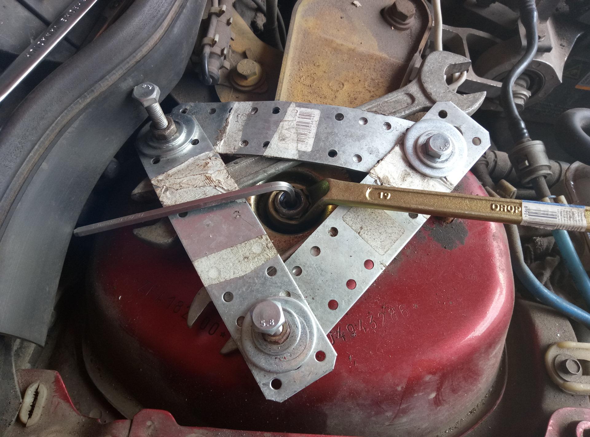 как выглядит шестерня коленвала на фиат брава