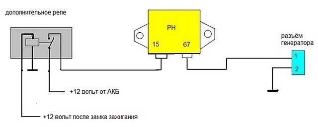 Регулятор напряжения трехуровневый схема фото 283