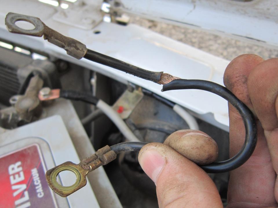 Замена проводов на ваз 2107 - Блок фара автомобиля ваз 2107 - замена ламп