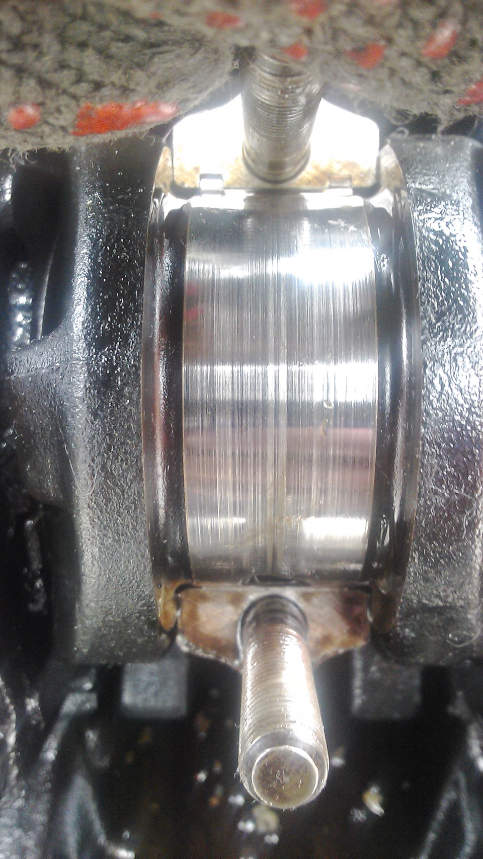 будет ли заводится двигатель если провернуло вкладыши легкая