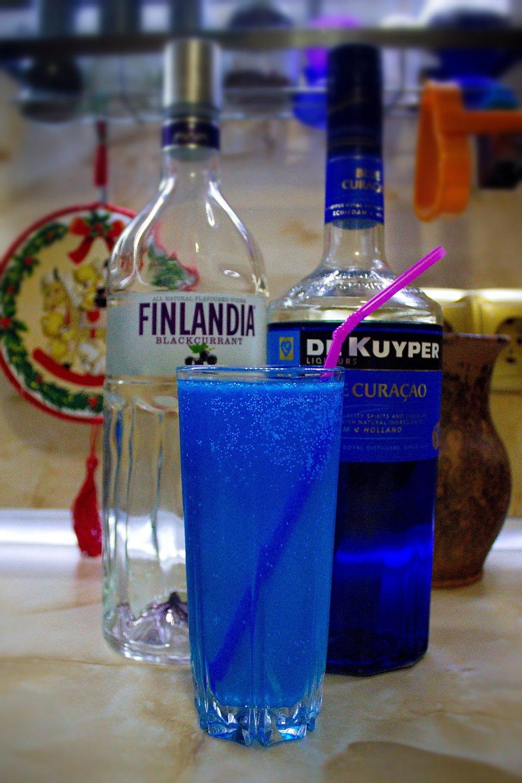 Как сделать коктейль голубая лагуна, рецепт - Рецепты - Wday 56