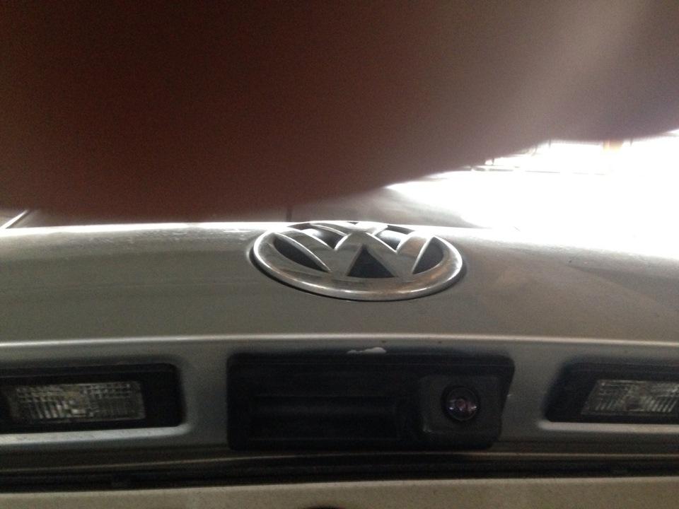 Камера заднего вида для VW Polo седан купить отзывы