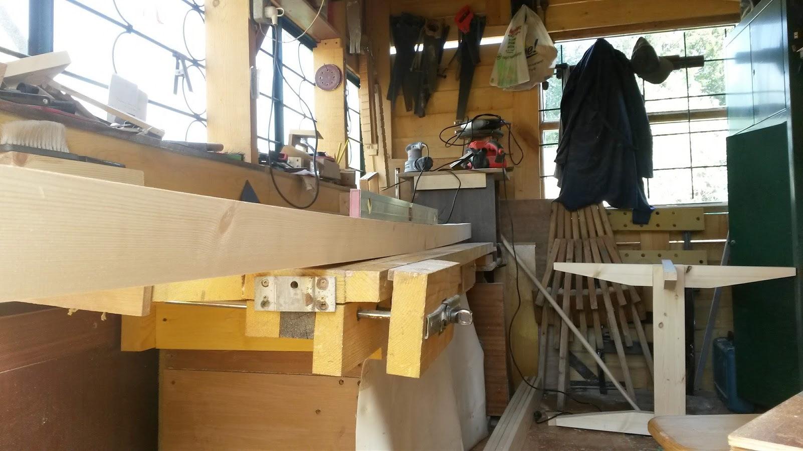 Столярка на даче