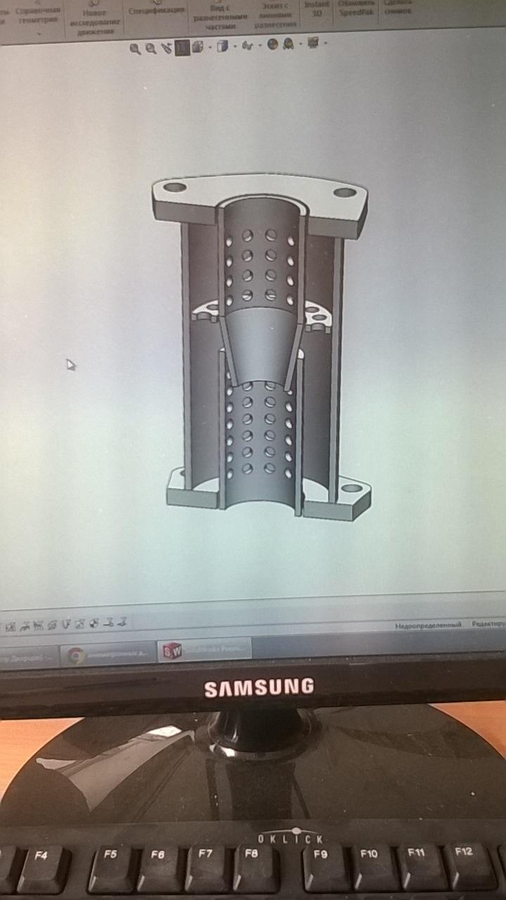 Пламегаситель установка своими руками
